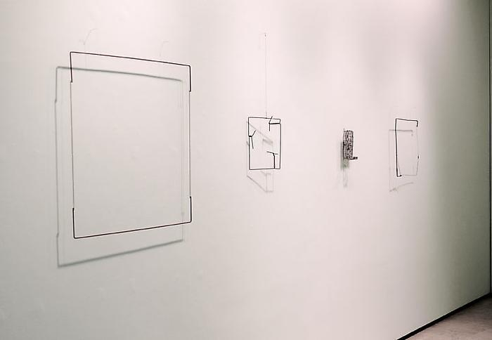 The Parallax View, Curated by Manuel Gonzalez Installation View 5