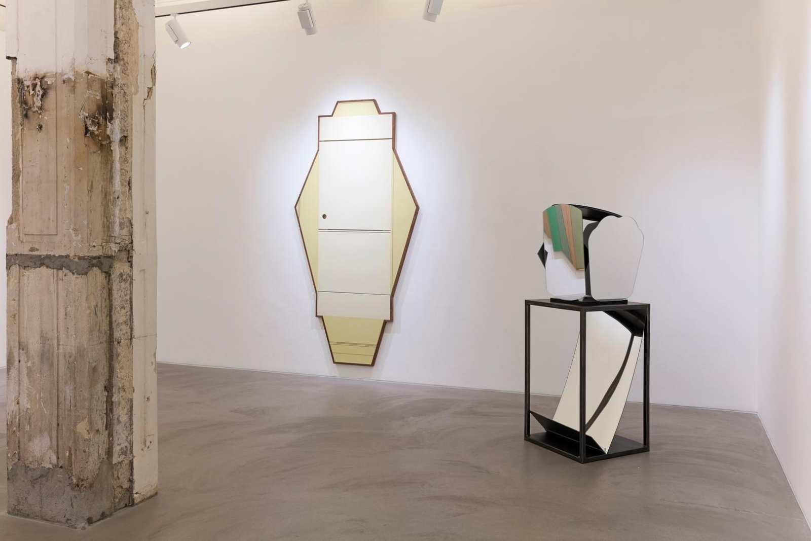 Radical Materiality installation view 2