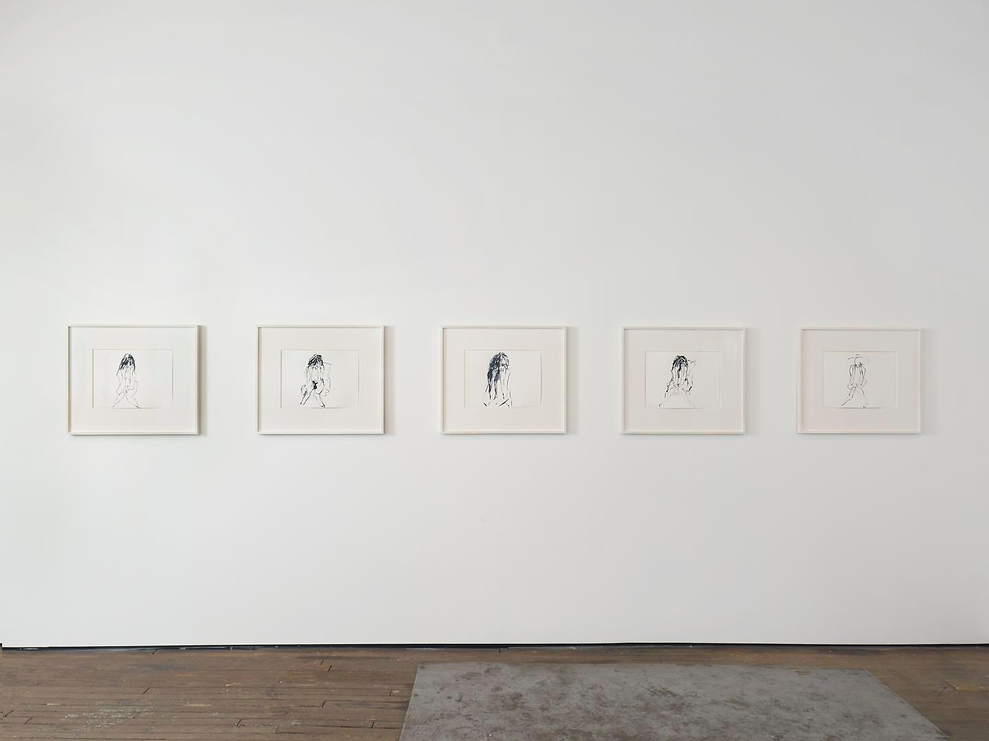 Tracey Emin: I Followed You To The Sun Installation view 5