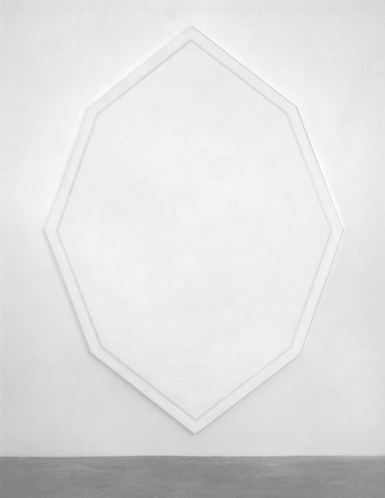 瑪麗·科西 Untitled (Octagonal White), 1964