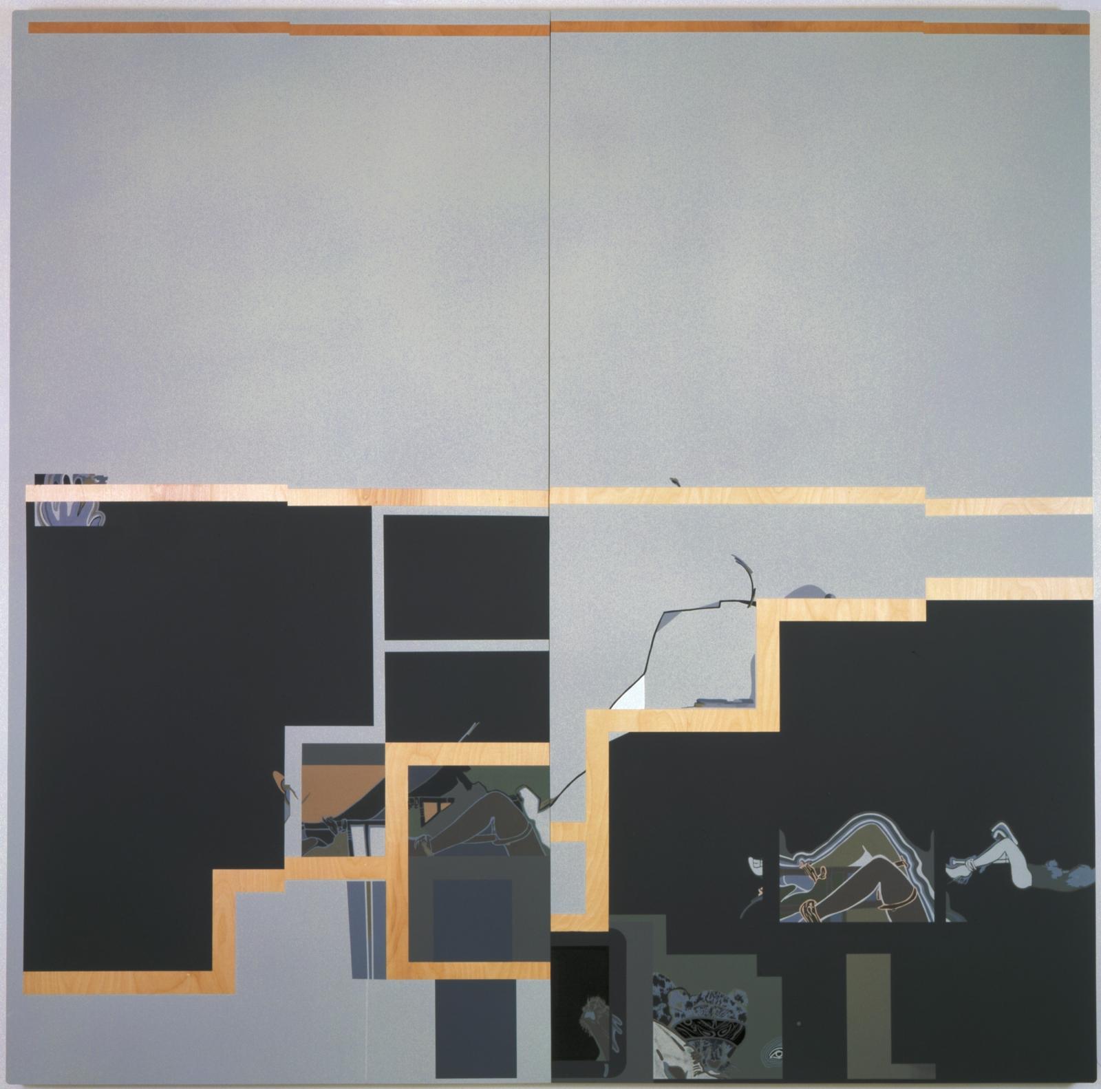 CASEY COOK, Brenda Abbandandola (The return of Grace), 2000
