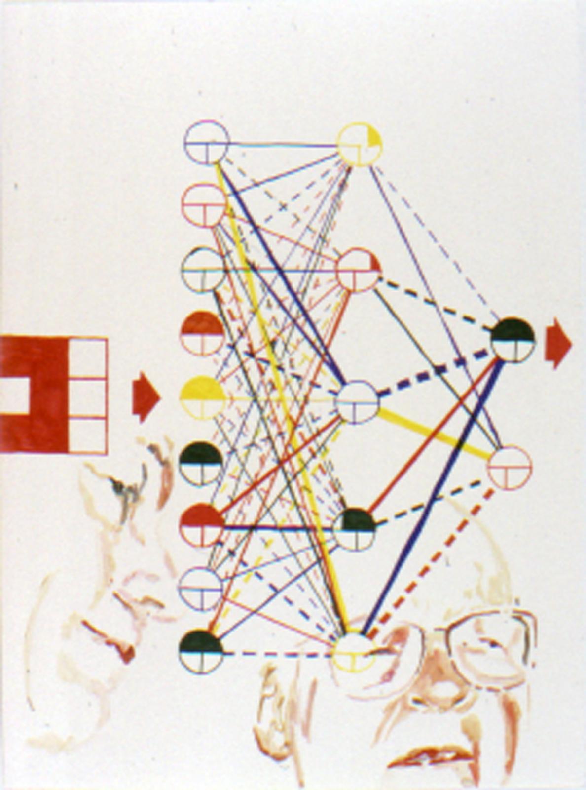 TONY OURSLER, Gibbons/Conrad Effect, 2001