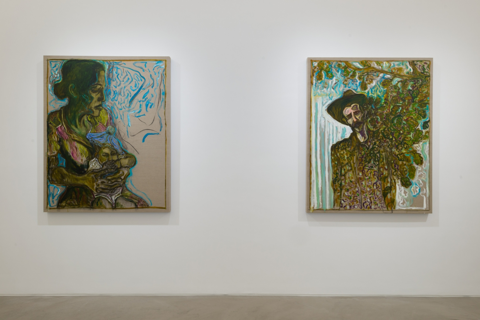 BILLY CHILDISH: edge of the forest