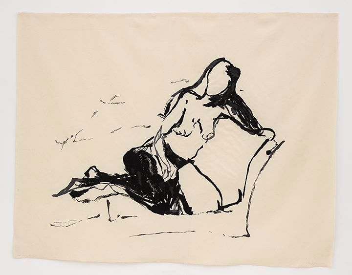 TRACEY EMIN Just waiting for you, 2015