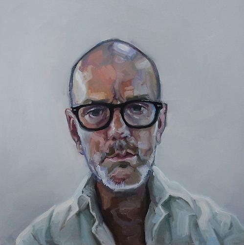 SANDRO KOPP Michael Stipe, 2011