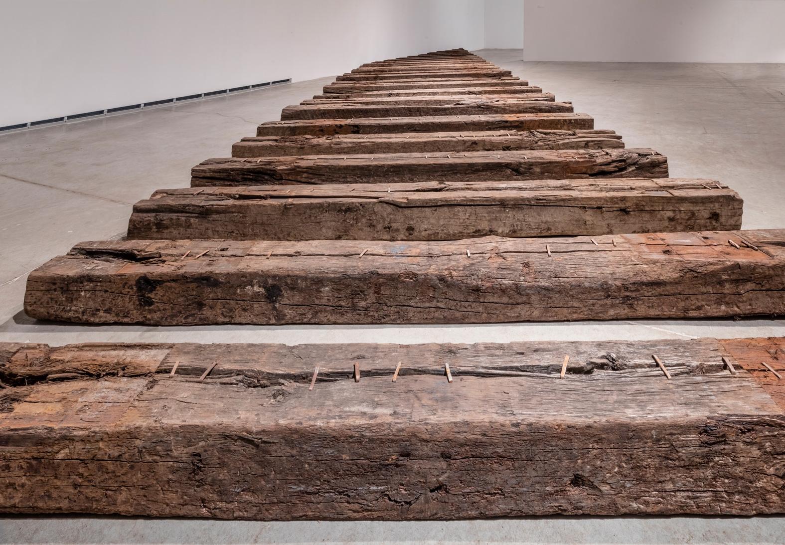 KADER ATTIA, Some Modernity's Footprints, 2018