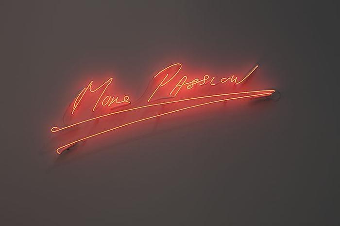 TRACEY EMIN More Passion, 2010