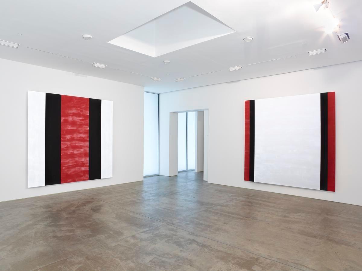 瑪麗·科西 裝置 紐約立木畫廊