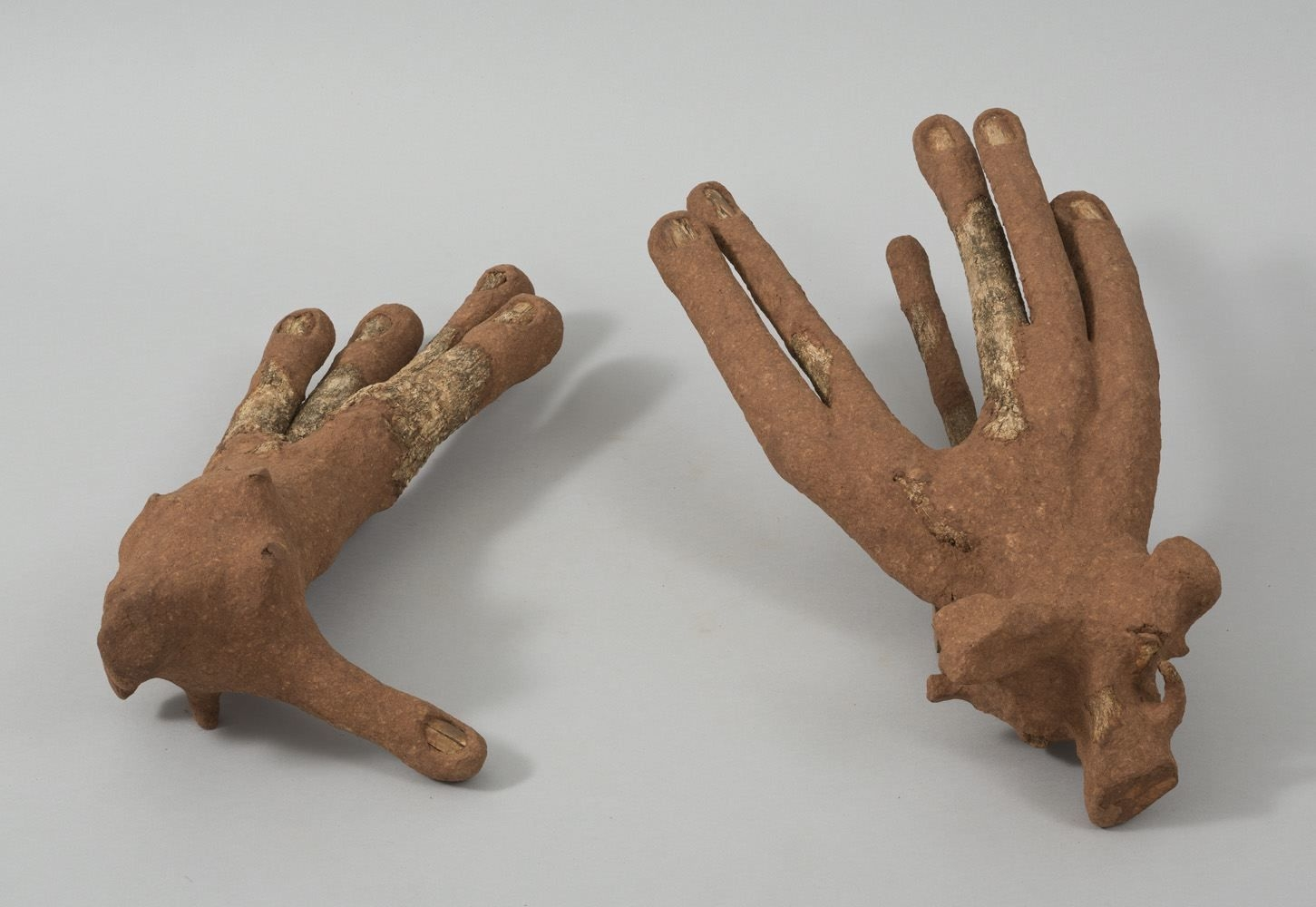 WANGECHI MUTU god hands, 2017