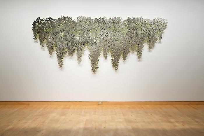 TERESITA FERNANDEZ Portrait (Blind Landscape), 2008