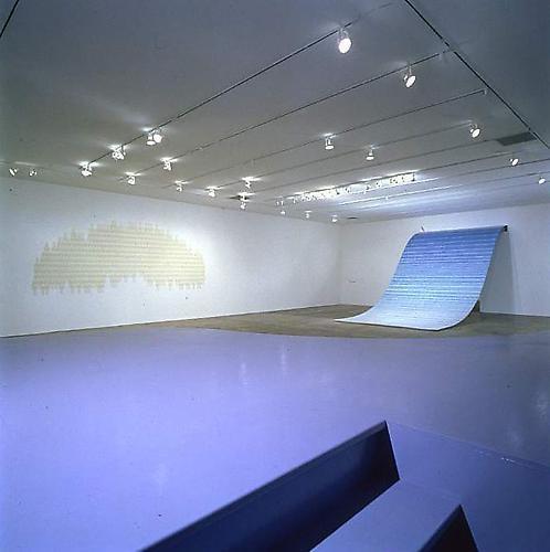 TERESITA FERNÁNDEZ Installation view
