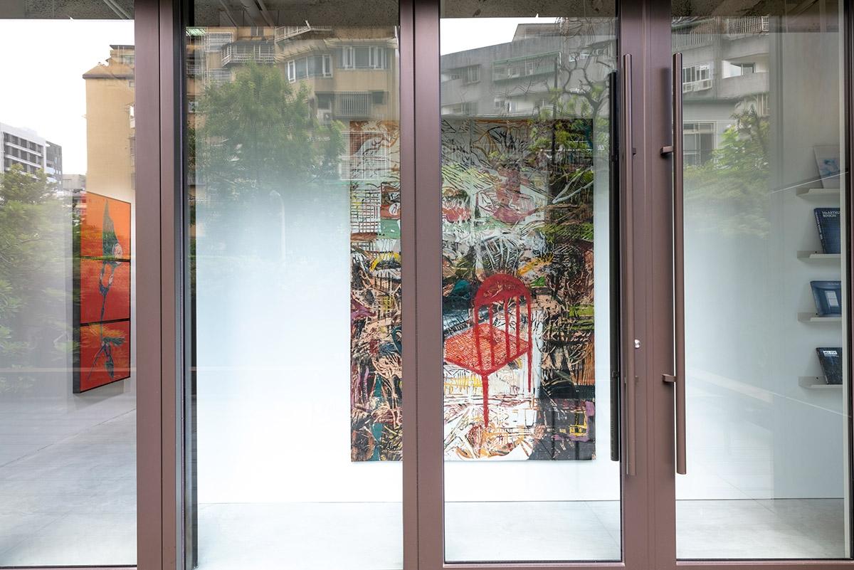 The Medium is Memory, Installation view, Taipei