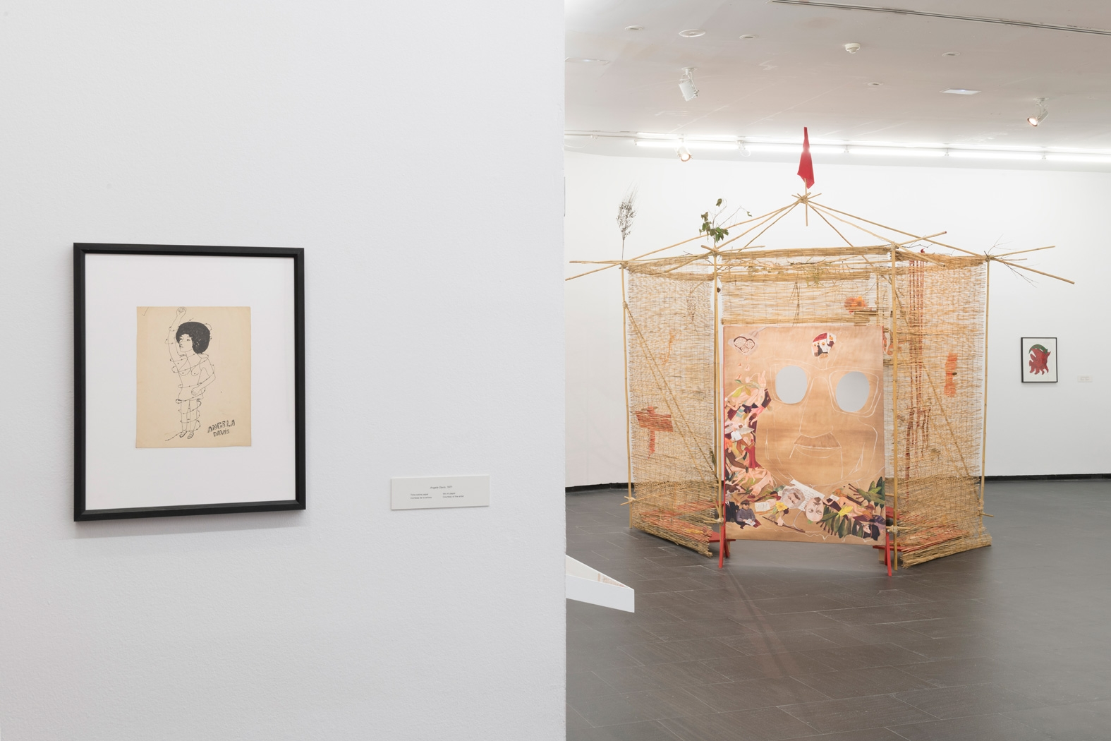 Cecilia Vicuña:Seehearing the Enlightened Failure, Installation view