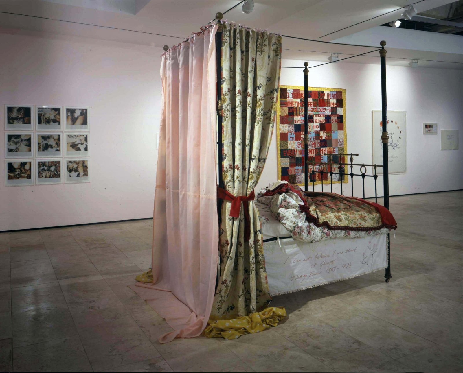 Tracey Emin: I Think It's In My Head Installation view, Lehmann Maupin Gallery 21 September - 19 October 2002 view 1