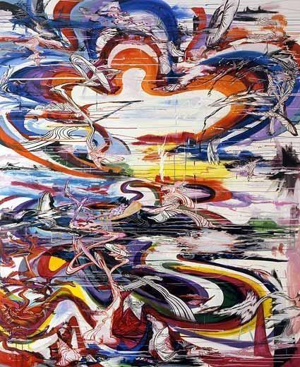 SULING WANG Open Paths of Origin, 2006