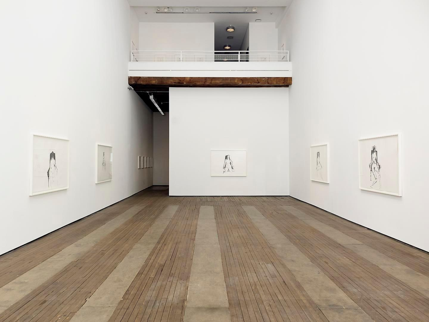Tracey Emin: I Followed You To The Sun Installation view 3