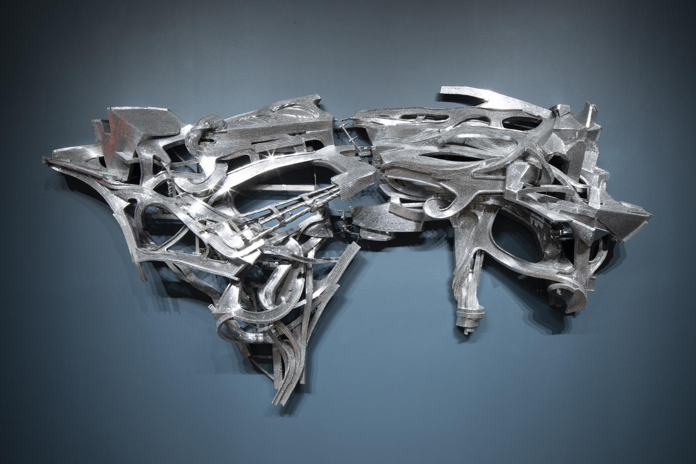 LEE BUL Untitled sculpture (M5), 2014