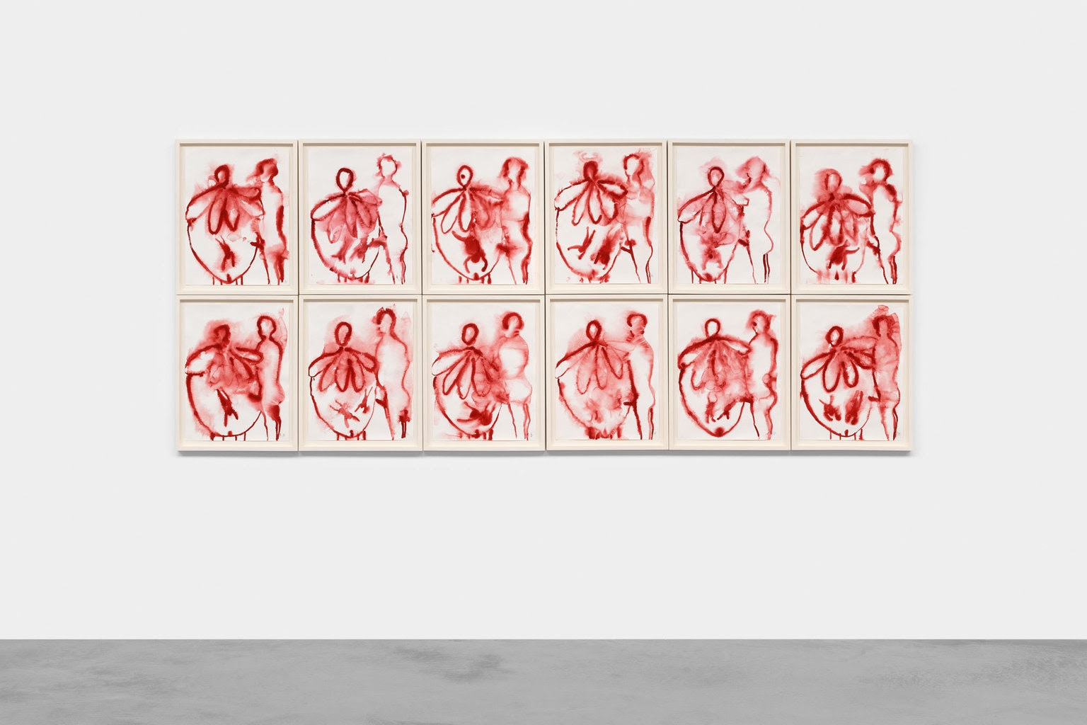 Louise Bourgeois, THE FAMILY, 2008