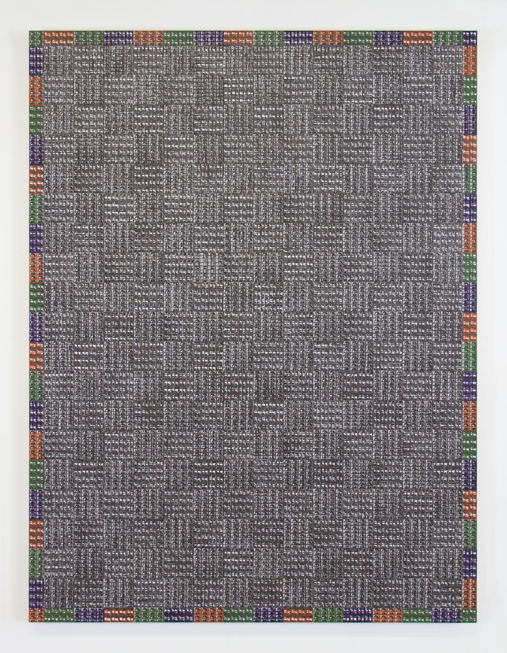 Binion/Saarinen: A McArthur Binion Project