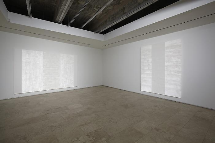 Mary Corse New Work Installation View 4