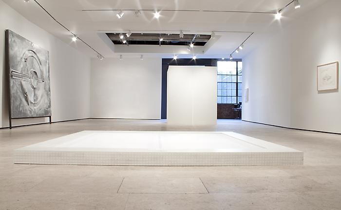The Parallax View, Curated by Manuel Gonzalez Installation View 3