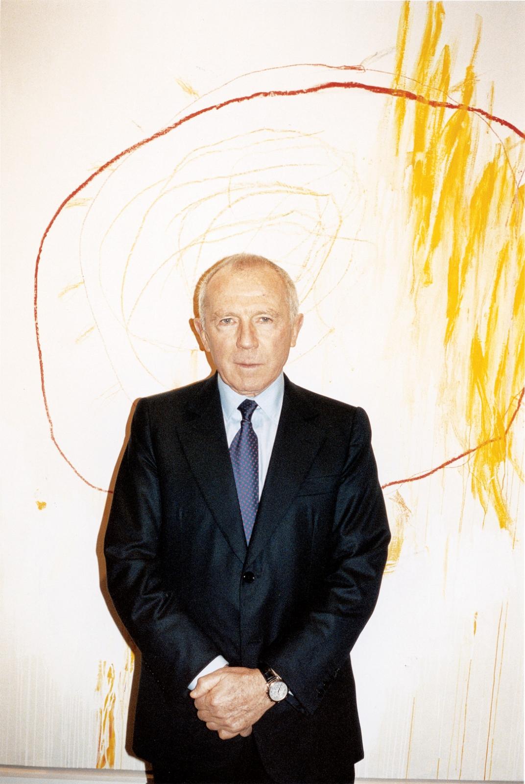 JUERGEN TELLER, Francois Pinault No. 1, Venice, 2006