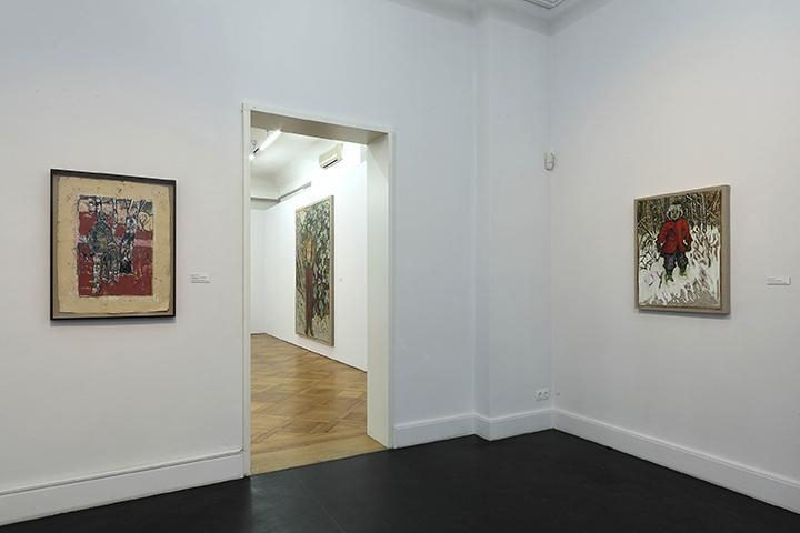 Billy Childish:incomprehensible but certainly