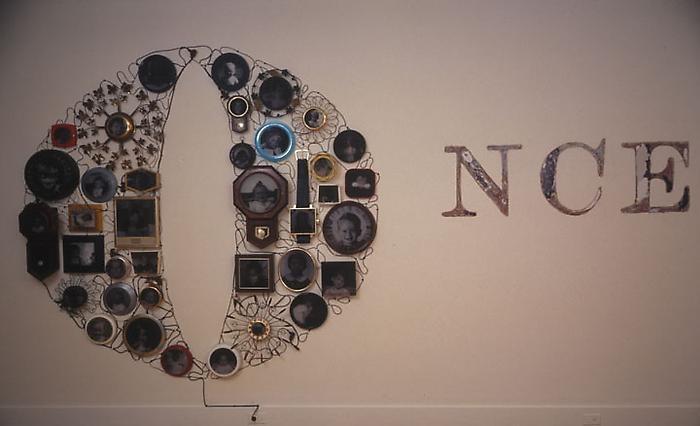 NARI WARD Once, 2002