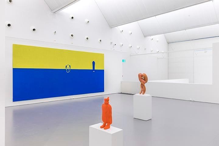 Ende Installation views, Landesmuseum Niederösterreich, Austria
