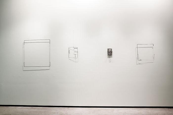 The Parallax View, Curated by Manuel Gonzalez Installation View 4