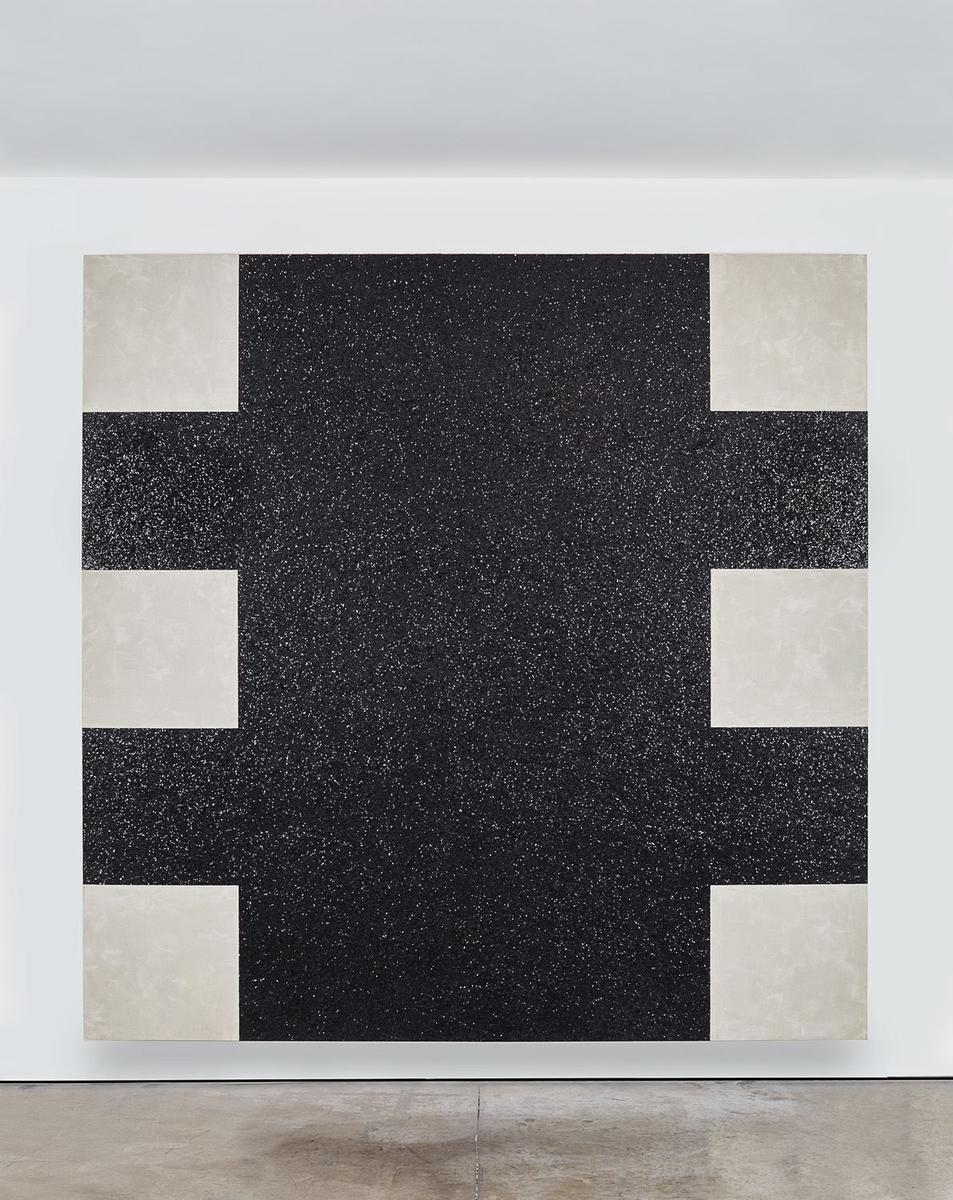 瑪麗·科西 Black Light Painting, 1975