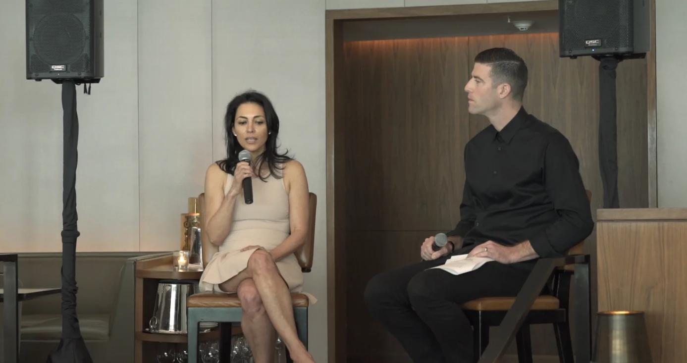 Teresita Fernández in Conversation with Matthew Israel, Artsy OnSite, Art Basel Miami Beach 2017