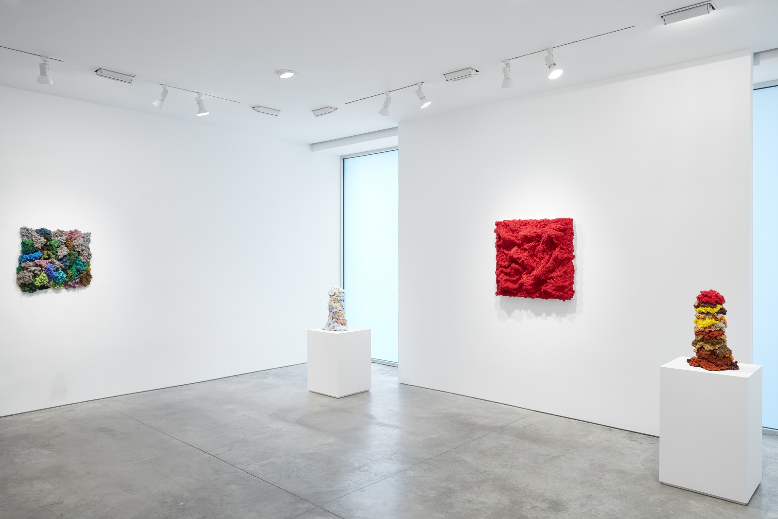 Liza Lou: Classification and Nomenclature of Clouds, Installation view 11