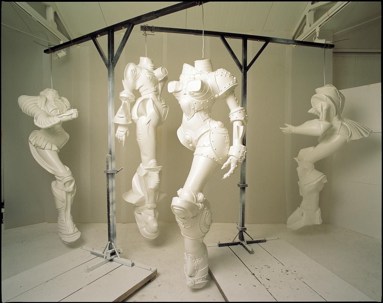 LEE BUL Cyborg W1-W4, 1998