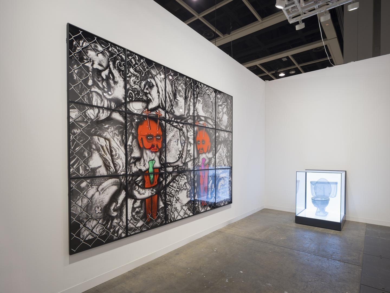Art Basel Hong Kong, Booth 1C21