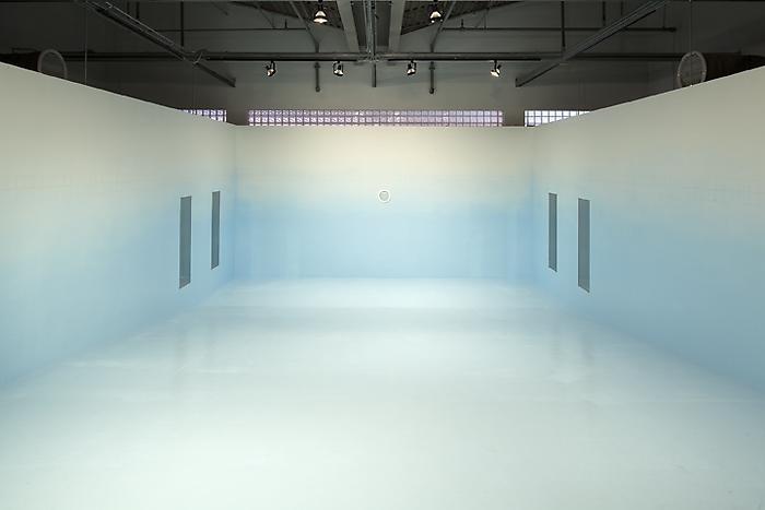 Pivot Points V: Teresita Fernández, Installation view Museum of Contemporary Art, North Miami, 2011
