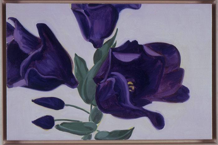 DAVID SALLE, Big Orchid, 2002