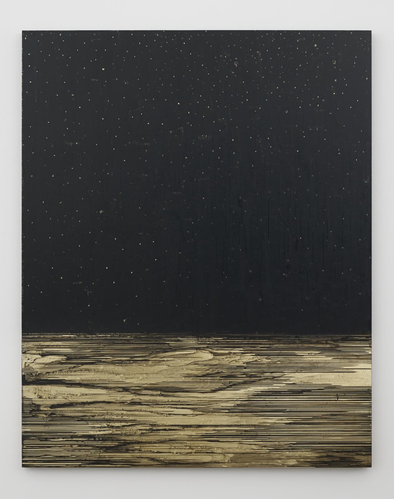TERESITA FERNÁNDEZ, Golden (Onyx Sky), 2014
