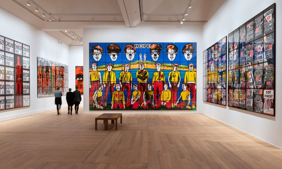 GILBERT & GEORGE, The Great Exhibition