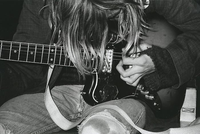 JUERGEN TELLER Kurt Cobain, Berlin, 1991