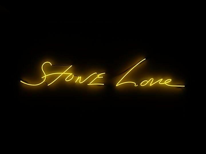 TRACEY EMIN Stone Love, 2016