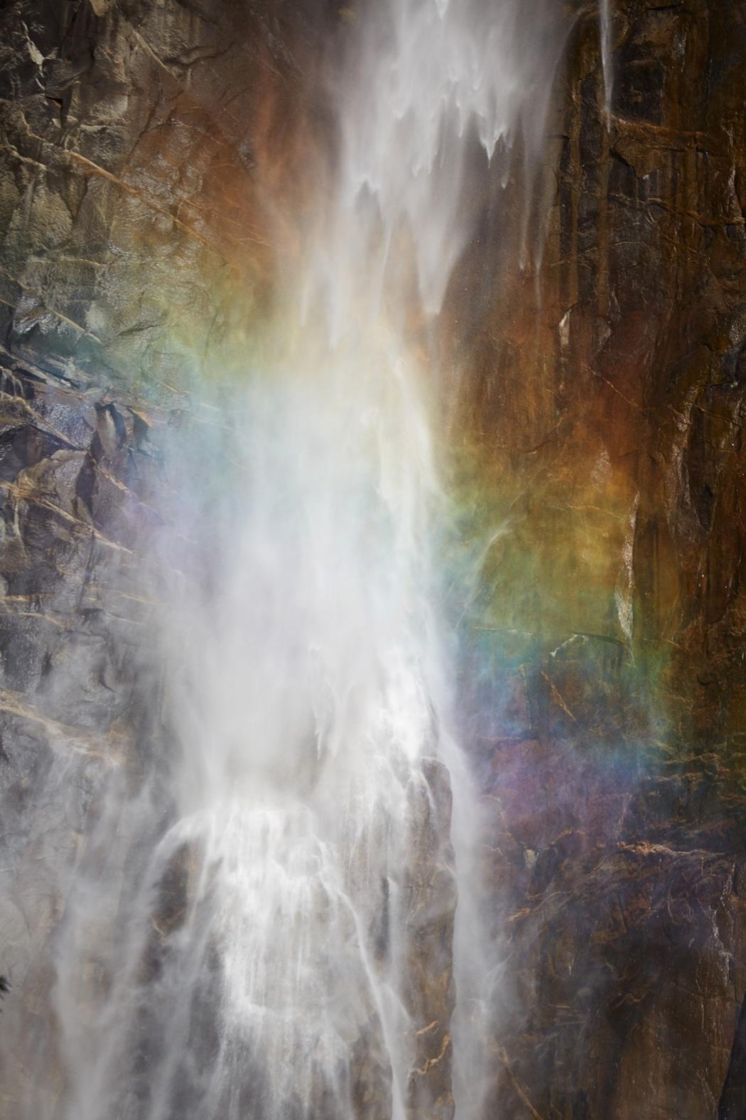 CATHERINE OPIE, Rainbow Falls #2, 2015