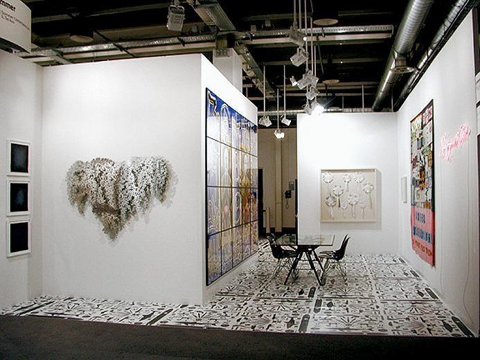 Booth H3 Art 38 Basel