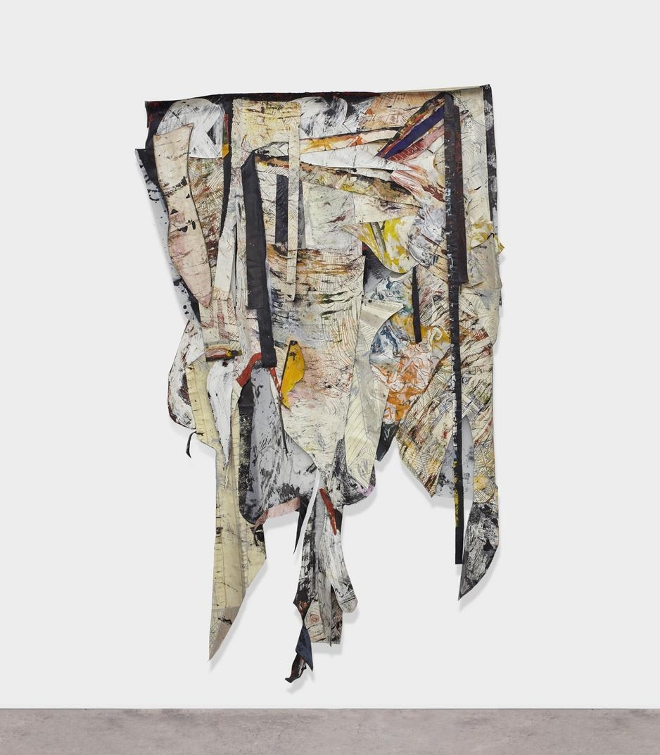 ANGEL OTERO Paper Parachutes, 2017