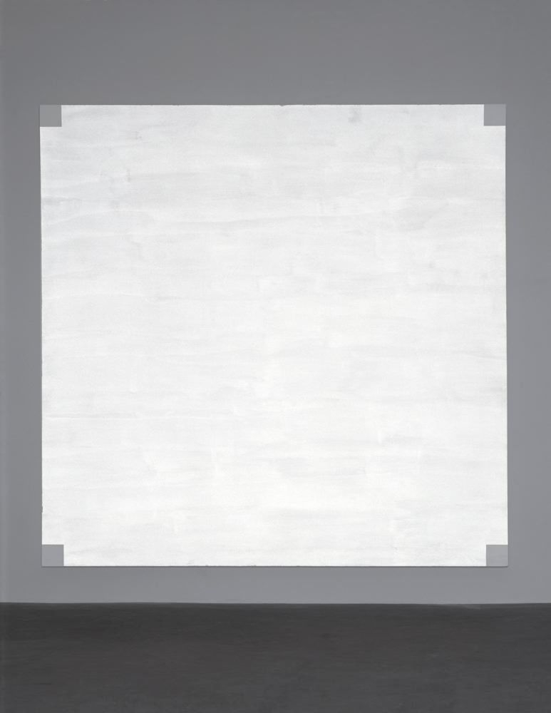 瑪麗·科西 Untitled (White Light Square Corners), 1970