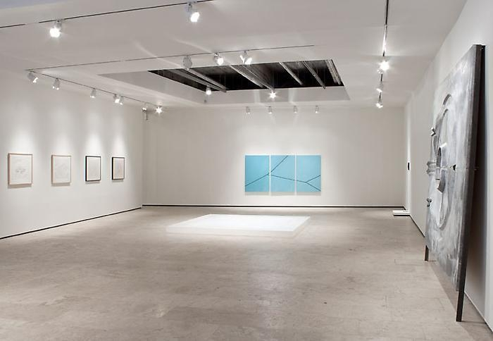 The Parallax View, Curated by Manuel Gonzalez Installation View 1