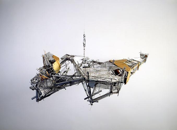 LEE BUL Untitled sculpture W6-2, 2010