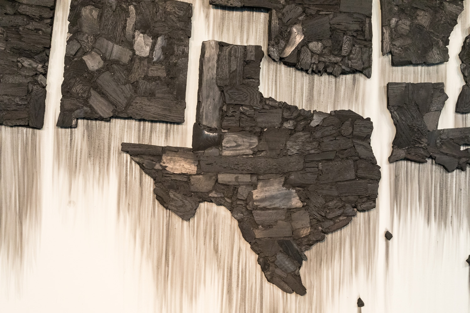 TERESITA FERNÁNDEZ, Fire (United States of the Americas) 2, 2018