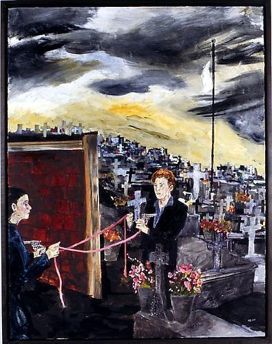 HERNAN BAS The Lovers of Lyons, 2004