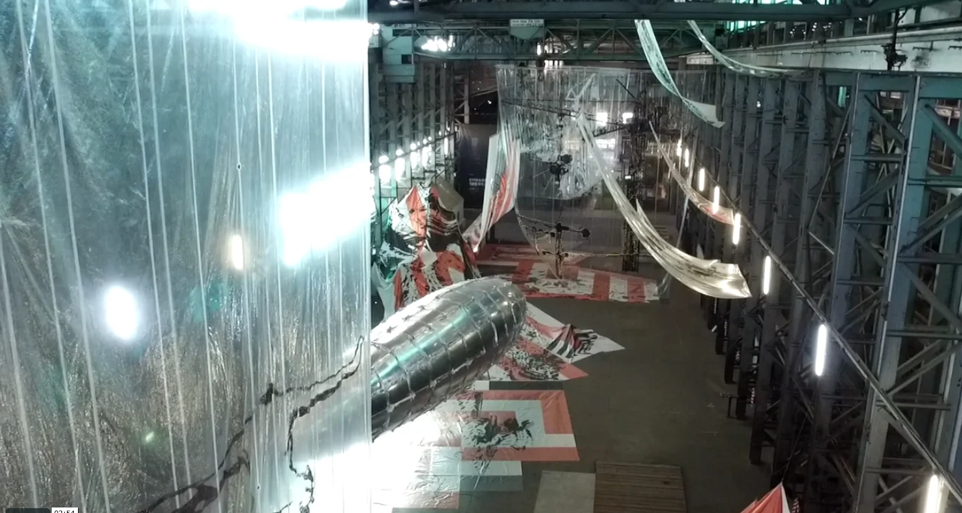 Lee Bul Willing To Be Vulnerable, 2015-2016